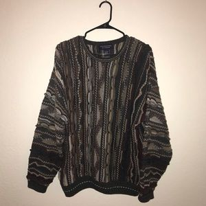 Vintage Coogy Like Sweater